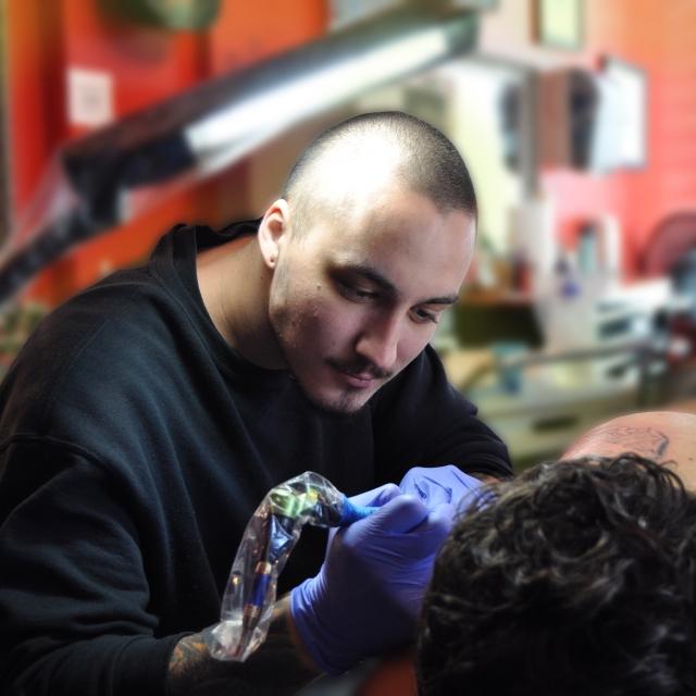 Dream masters custom tattoos award winning custom tattoo for Best tattoo parlors in san francisco
